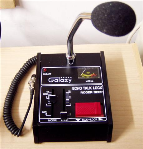 Galaxy Desk Microphone Echo/Roger Beep Review | CB Radio MagazineCB Radio Magazine